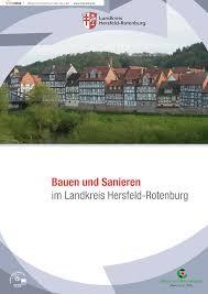 bauen und sanieren im landkreis hersfeld rotenburg