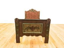 voglauer anno 1800 bett einzelbett bauernbett schlafzimmer