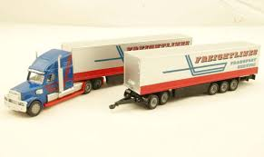 Siku 1806 US Truck Road Train Freightlines With Trailer Scale 1 87 ... Long Haul Trucker Newray Toys Ca Inc Toy Ttipper Truck Image Photo Free Trial Bigstock 1959 Advert 3 Pg Trucks Sears Allstate Tow Wrecker Us Army Pick Box Plans Lego Is Making Toy Trucks Great Again With This New 2500 Piece Mack Semi Trailers National Truckn Cstruction Show Auction 2014 Winross Inventory For Sale Hobby Collector Red Wagon Antiques And Farm Custom Made Wood Water Hpwwwlittleodworkingcom