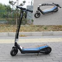 200w Adult Electric Scooter Folding Bicycle Salaryman