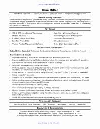 Medical Resume Templates New 100 Examples For Healthcare