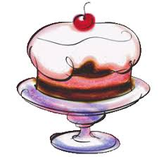 Cake clipart realistic 5