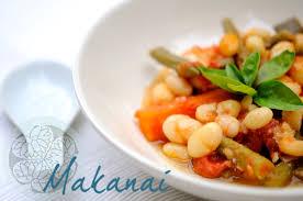 cuisiner les l umes de saison haricots frais écossés pommes de terre et légumes mijotésmakanai