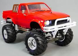 100 Rc Truck 4x4 RC 110 Scale TRUCK Toyota PICKUP Bruiser Clone 4X4 RC TRUCK 2 Speed