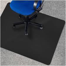 Desk Chair Mat For Carpet by Office Chair Mat Carpet Protector Unique Black Carpet Protector