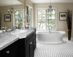big tile or tile how to design for small bathrooms