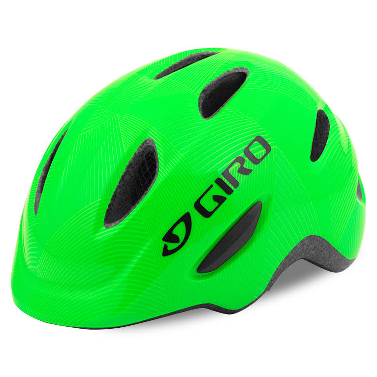 Giro Scamp Bike Helmet - Green, Small