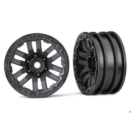 Traxxas Tra8271 1.9 Wheels - for Trx-4, 2ct