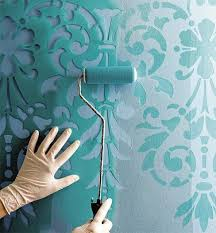 22 Creative Wall Painting Ideas And Modern Techniques Decorative Patterns