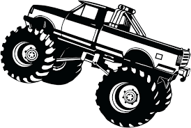 Race Car Decals For Walls Monster Truck Drawings Google Search ...