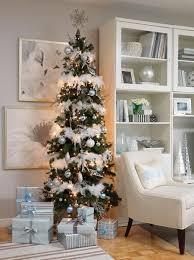 White Christmas Tree Lights Slim