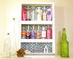 DIY Perfume Storage Ideas