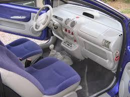 refaire un interieur de voiture intérieur twingo 16v 2002 showroom