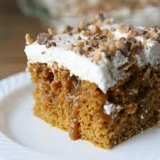 Easy Pumpkin Desserts by Easy Pumpkin Pie Cake Recipe Better Than Pumpkin Pie It U0027s