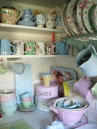 50s Kitchen Home Decor Vintage Style Interior Organization