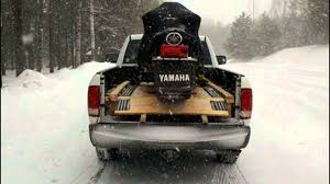 100 Motorcycle Ramps For Pickup Trucks Snowmobile Ramp Truck Black Ice TriFold Snowmobile