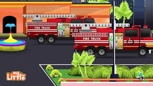 100 Fire Truck Game Scary Truck Rescue Fighter Cars Garage Evil To Good