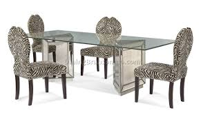 Dining Room Chairs Set Of 6 by Animal Print Dining Room Chairs 6 Best Dining Room Furniture