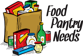 Church food pantry open today