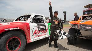 100 Stadium Super Truck Apdaly Lopez Won The X Games Debut Of Racing On