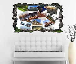 3d wandtattoo postkarten new york city usa collage selbstklebend wandbild wohnzimmer wand aufkleber 11l2031 3dwandtattoo24 de