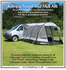 2016 Kampa Travel Pod Midi Air Driveaway Awning High Top