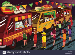 A Vector Illustration Of People In Food Truck Festival Stock ... Chandlers Best Food Truck Festival 2014 Where Should We Eat Top Pick For Trucks First St Stephens Held June 1 Warwick In Columbus Ohio Kansas Just Bradford 25th 2016 Lifeology 101 Bendigo Tourism Maryland State Fair Yearround Events Trifecta Park Festivals July Melbourne Delhi The Lalit Chicago Fest Music