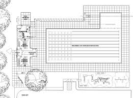 Site And Bath House Plan Shell Refurbishment Of Existing 75000cf Olympic Size Swimming Pool