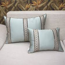 Decorative Couch Pillows Walmart by Luxury Decorative Throw Pillows Embroidered Luxury Cushion Cover