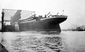 The Sinking Of The Britannic Old Version by When The Titanic Set Sail It Held The Largest Commercial Passenger