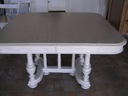 relooker une table de cuisine table effet marbré relookage meubles et fauteuils de style dans