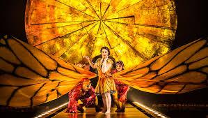 Cirque Du Soleil Cabinet Of Curiosities Seattle by Cirque Du Soleil Luzia San Francisco Tickets N A At Grand