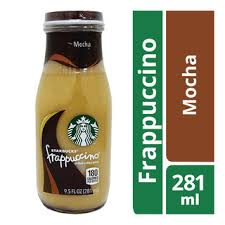 Starbucks Chilled Frappuccino Bottle Coffee