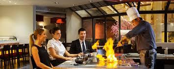 restaurant japonais chef cuisine devant vous accueil kamome