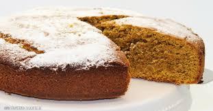 goldener kuchen ein gesunder kuchen mit kurkuma