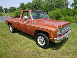 1977 77 Chevy K20 3/4 Ton 4x4 Four Wheel Drive Regular Cab Cheyenne ... 1977 Chevy K20 Underhood Electrical Components Idenfication Truckdomeus 77 Lifted Pickup Trucks 81 C10 Swb Page 20 Truckcar Forum Gmc Truck Mykel Wagner His Lmc Truck And Chevrolet 4x4 Scottsdale Bonanza Camper Special For Sale Bonanza Save Our Oceans For Autabuycom Chevy K10 4x4 Youtube Shortbed Stepside 1500 12 Ton For Cars Gallery Chevy Dually Work Truck Complete