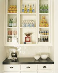 Alternatives To Bottom Kitchen Cabinets Open Shelf Base Cabinets