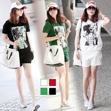 Summer Street Style Ala Korean Fashion