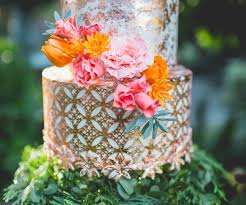 "one of ""24 of the Most Beautiful Wedding Cakes of 2014"" in Buzzfeed Beth Olson Creative"