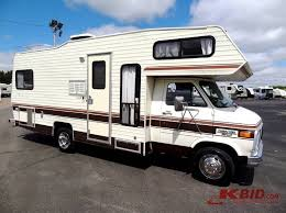 1985 Jamboree Ralley Class C Mini Motorhome