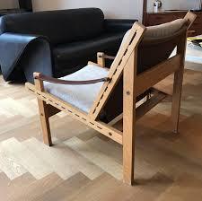 wohnzimmer torbjörn afdal chair in solid oak