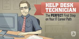 Help Desk Technician Salary by Help Desk Technician The First Step On Your It Career Path