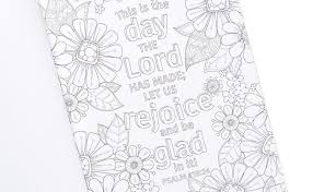 Coloring Book The Psalms Inspirational Adult In Color