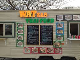 WAT ZAB Thai Food Truck Review: The San Marcos Food Blog | Austin Food Truck Park Across From Cafe On Congressaustin 1606 East Truck Trailer Park State Of Mind Atx Eats The Life Ins And Outs A Cart Silver Bullet Wagon We Got Em All Cta Architects Engeersaustin Ait Architect Lends Design Sas Parks Can Be Havens Or Headaches Both Fort Worth Gets Trendy Food More Restaurant News In College Tourist Austins Barton Springs Pnic Youtube Texas Usa 2nd Oct 2015 Ccessions At The