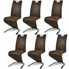 esszimmerstühle aus chrom günstig kaufen ebay