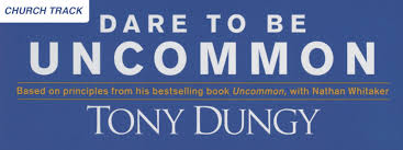 RightNow Media Streaming Video Bible Study Dare To Be Uncommon Church Track Tony Dungy Tyndale House