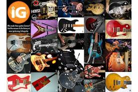 Whos Guitar A History Of Famous Guitars