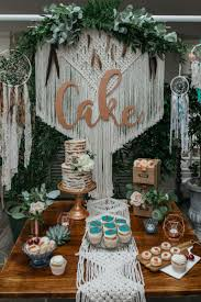 Foil Fringe Curtain Dollar Tree by Best 25 Cake Table Decorations Ideas On Pinterest Cake Table