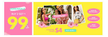 Shein Coupon Take $30 Discount On All Orders Of Orders $169+ ...
