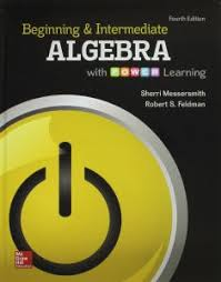 Beginning And Intermediate Algebra With POWER Learning Connect Math Hosted By ALEKS Access Card